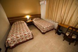 Apartamento twin - 2 camas solteiro