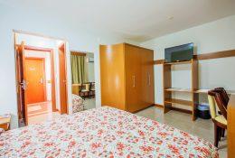 Apartamento double - cama casal