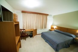 Apartment double - double bed
